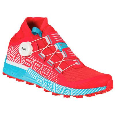 Schuhe La Sportiva Wirbelsturm frau hibiskus/Malibu blau