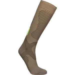 Kompression Sport- Socken NORDBLANC Teil NBSX16375_KHM, Nordblanc
