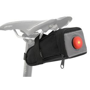 Radfahren unter sitz mit hintere LED licht Compass, Compass