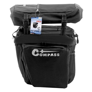Radfahren  Rück- träger Compass 3in1, Compass