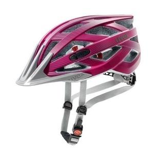 Helm Uvex City Ich-Vo CC, Dark Pink Mat, Uvex