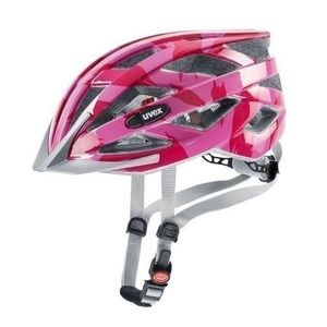 Helm Uvex I-VO C, Dark Pink glänzend, Uvex