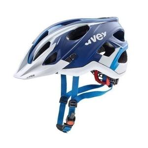 Helm Uvex Stivo CC, blue white Mat, Uvex