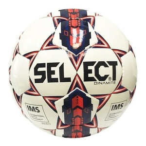 Fußball Ball Select FB Dynamit weiß blue, Select
