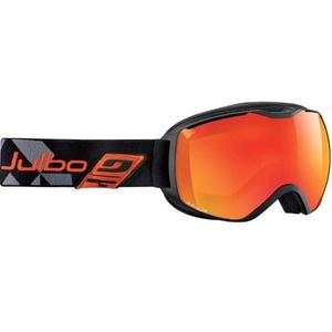 Ski Brille Julbo Quantum Cat 3, black orange, Julbo