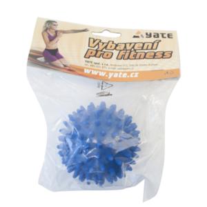 Massage- Ball Yate 90 mm blau, Yate
