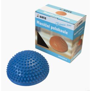 Massage- hemisphären Yate 16 cm blue, Yate