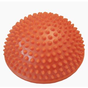 Massage- hemisphären Yate 16 cm Orange, Yate