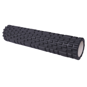Massage- Rolle Yate 62 x 14 cm black