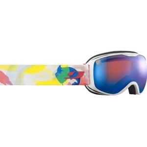Ski Brille Julbo Pioneer Cat 3, white tye & färben, Julbo