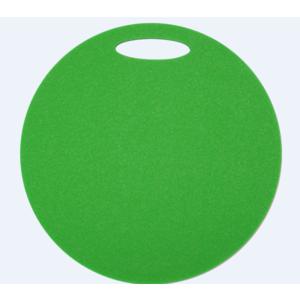 Schemel Yate rund 1 schicht Durchmesser 350 mm hell. green, Yate
