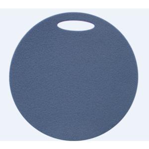 Schemel Yate rund 2 schicht Durchmesser 350 mm blau / pink, Yate