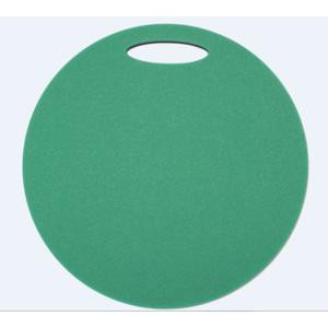 Schemel Yate rund 2 schicht Durchmesser 350 mm grün/schwarz, Yate