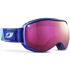 Ski Brille Julbo Lüften Cat 3, blue kaleido, Julbo