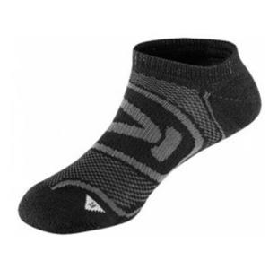 Socken Keen Zip Hyperlite No Show W, black/black, Keen
