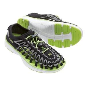 Schuhe Keen UNEEK O2 JR, schwarz / ara, Keen