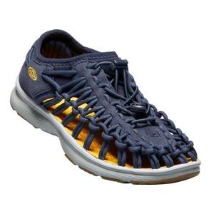 Schuhe Keen UNEEK O2 JR, Dress blues / neutral gray, Keen
