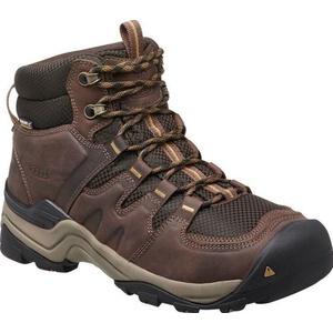 Herren Schuhe Keen Gips II MID WP M, kaffee bohne / bronze nebel, Keen