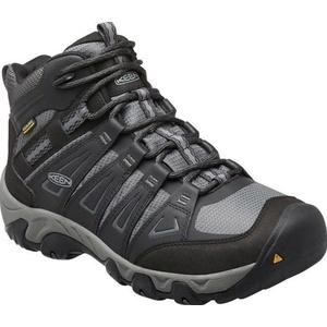 Herren Schuhe Keen Oakridge MID WP M, magnet / wasserspeier, Keen