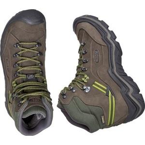 Herren Schuhe Keen Galleo MID WP M, schwarz / grün, Keen