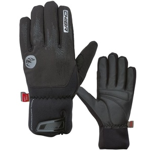 Winter Handschuhe Chiba Dry Star Superlight, black, Rogelli