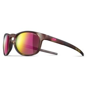Sonnen Brille Julbo FAME SP3 CF shieldkröte braun / pink, Julbo