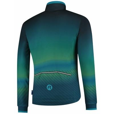 Ultraleichter Radsport Jacke Rogelli SOUL, cyan 003.418, Rogelli