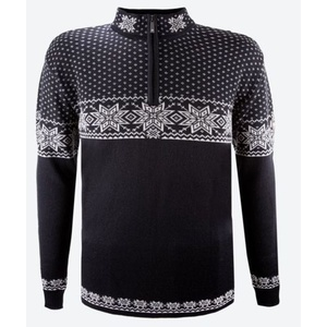 Sweater Kama 3053 110 black, Kama