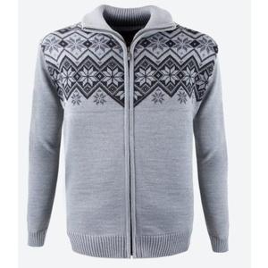 Sweater Kama 4051 109 light grey, Kama