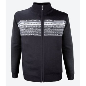 Sweater Kama 4106 110 black, Kama
