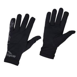 Damen Lauf Winter Handschuhe Rogelli Touch, 890.003. black, Rogelli