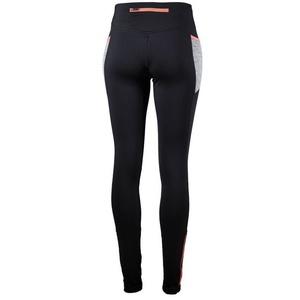 Damen Lauf Hose Rogelli Dynamic, 840.781. schwarz und grau-reflektierend Pink, Rogelli