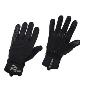 Herren Radsport Handschuhe Rogelli Storm, 006.124. black, Rogelli