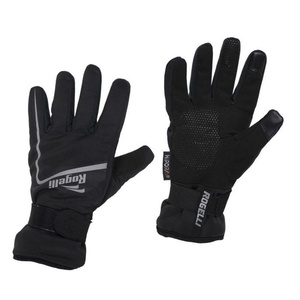 Herren Radsport Handschuhe Rogelli Shield, 006.128. black, Rogelli