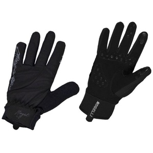 Damen Radsport Handschuhe Rogelli Storm, 010.655. black, Rogelli