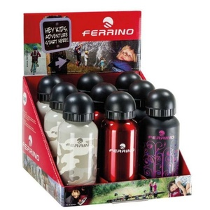 Kinder Flasche Ferrino Grind Kid black, Ferrino