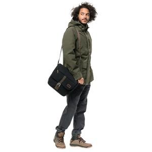 Städtisch Tasche Jack Wolfskin Camden Town, black 6000, Jack Wolfskin