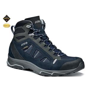 Schuhe ASOLO Megaton Mid GV blaubeere / nacht blue/A784, Asolo