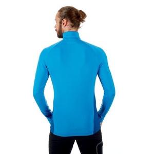 Sweater Mammut Aenergy Light Half Zip Longsleeve, imperial-ultramarin, Mammut