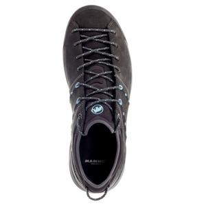 Schuhe MAMMUT Hueco Low LTH Women , 00137 graphit-flüstern, Mammut