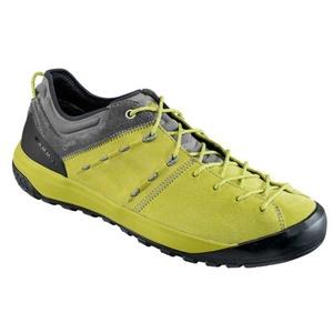 Schuhe MAMMUT Hueco Low GTX® Men, 1239 Dark zitronengrau, Mammut