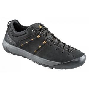 Schuhe MAMMUT Hueco Low LTH Men , schwarzer sand, Mammut