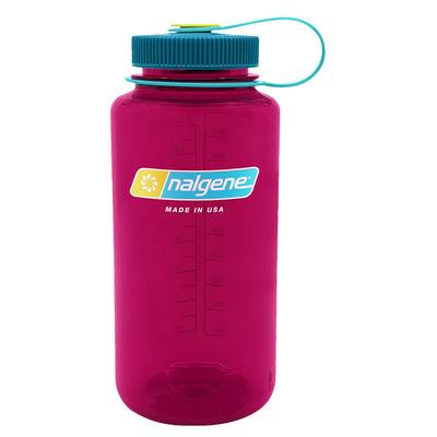 Flasche Nalgene Breiter Mund 1000 ml Aubergine, Nalgene