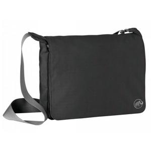 Städtisch Tasche Shoulder Bag Square 8l, black 0001, Mammut