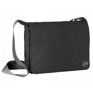 Städtisch Tasche Mammut Shoulder Bag Square 8l, black 0001, Mammut