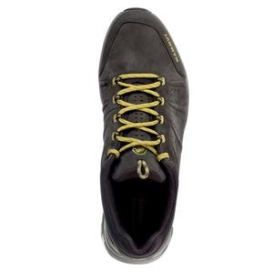 Schuhe MAMMUT vermitteln Low GTX® Men, graphit-dunkel Zitrone, Mammut