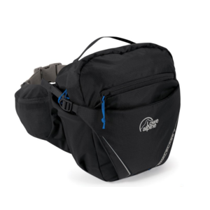 Nierentasche Lowe Alpine Space Case 7 black/BL, Lowe alpine