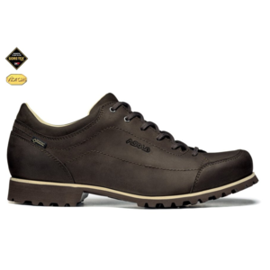 Schuhe Asolo Town GV: MM Dark brown/A551, Asolo