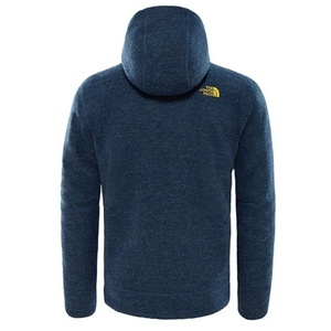 Sweatshirt The North Face M ZERMATT FULL ZIP H SHADY BLAU HTHR CF98HKW, The North Face