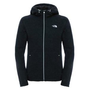Sweatshirt The North Face M ZERMATT FULL ZIP H TNFBLACKBLCKHTR CF98KBN, The North Face